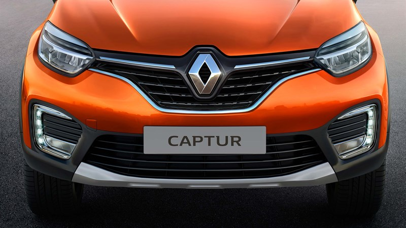 Inspire by the Renault CAPTUR IN Mauritius