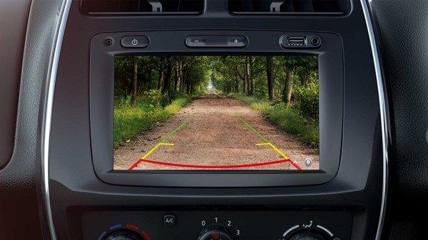 New first-in-class Reverse Parking Camera