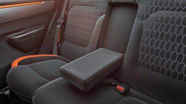 New first-in-class Rear Armrest