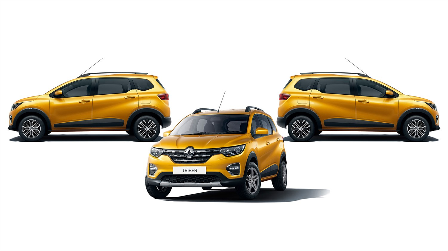 Renault Triber specifications