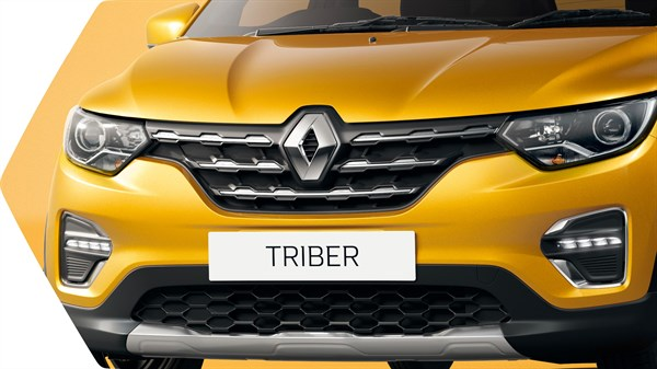 Renault Triber Design