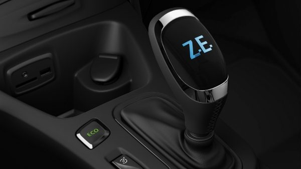 Renault ZOE - Automatic gearbox